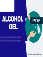 ALCOHOL GEL