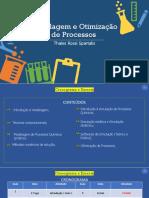 Modelagem e Otimização de Processos - slides
