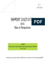 exemple rapport annuel