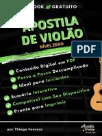 E Book Apostila de Violao Nivel ZERO Por Thiago Fonseca Www.acordesviolao.com .Br CMT (3)