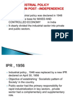 idustrial policy