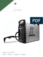 Powermax105 Manual Do Operador 807397 r2