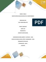 Unidad 1 - Tarea 2 -PSICOBIOLOGIA
