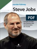 A Cabeça de Steve Jobs - Leander Kahney