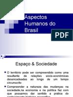 Aspectos Humanos do Brasil