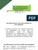 Metodo Projetio No Ambito Do Diagnostico Psicologico-1