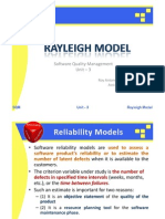 Rayleigh Model