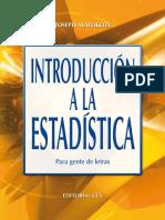 Introducción a La Estadística