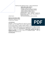 resolucion nro. 03 - suspecion de audicencia
