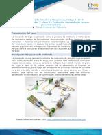 Anexo 2 - Estudio de caso proceso de molinería