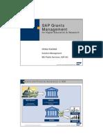 02_SAP_Grants Management overview