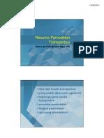 Network Modelling General Presentation)