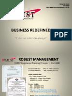 Company Corporate Profile (Apr 2011)