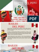 Bailes Tipicos Del Peru