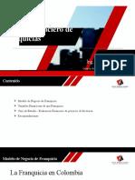 Modelo Financiero de Franquicia (Certuche) - Sesión 3