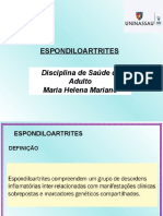 Espondiloartrite 2019 2