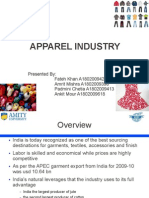 Apparel Industry 1