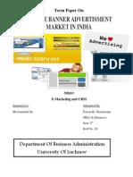 onlinebanner advtising in india