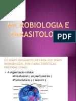MICROBIOLOGIA E PARASITOLOGIA - PDF