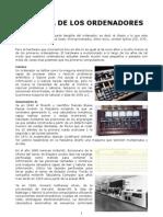 Historia Ordenadores y Hardware