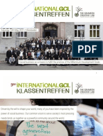 Invitation to the 3rd International Klassentreffen