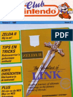 Club Nintendo Magazine No.2 (Volume 2)