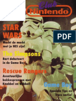 Club Nintendo Magazine No.1 (Volume 4)