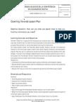 Ciudadanía Digital 4º ESO_Lesson plan Unit 3_Crawling the web