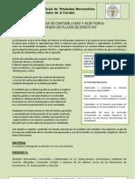 Programa y Boletin de Inscripcion Estados de Flujo de Efectivo