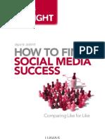 How to find Social Media success - Havas Digital