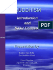 Buddhism and basic concept