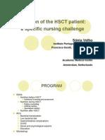 Nutrition and Hematopoietic Stem Cell Transplantation - S Velho & A Mank