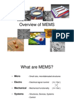 Overview of MEMS