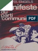 Manifeste Du Parti Communiste by Karl Marx, Friedrich Engels, Lucien Sève (Z-lib.org)