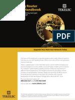 SIP Signalling Router Handbook
