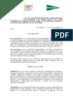 Convenio MTAS-El Corte Inglés