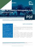 SAL_Caldeira Newsletter n_94_Processo Disciplinar