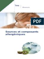 D12 INTFR Liste Allergenes