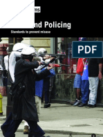Guns and Policing