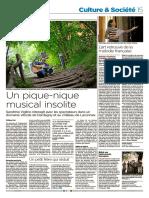 [2021-06-20] Un pique-nique musical insolite Tribune de Genève