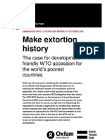 Make Extortion History