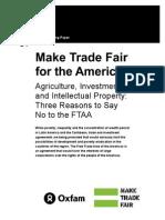 Make Trade Fair in the Americas