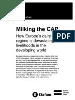 Milking the CAP