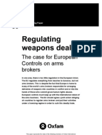 Regulating Weapons Deals