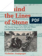 Behind the Lines of Stone