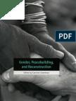 Gender, Peacebuilding, and Reconstruction
