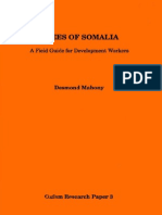Trees of Somalia