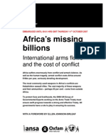 Africa's Missing Billions