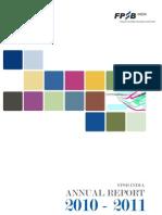 CFP 2010-11 Report