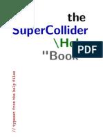 SuperCollider HelpBook